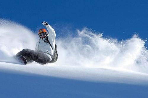Initiation Snowboard à Val d'Isère