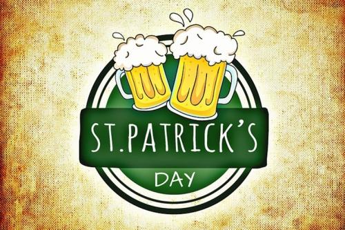 Le SCAV fête la St Patrick