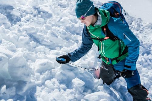 Exercice de Recherche de Victimes en Avalanche
