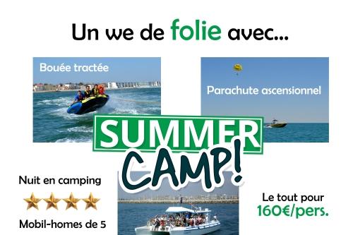 Camp d'été du SCAV