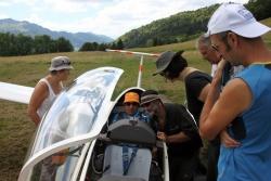 Summer Activity #5 : Initiation planeur